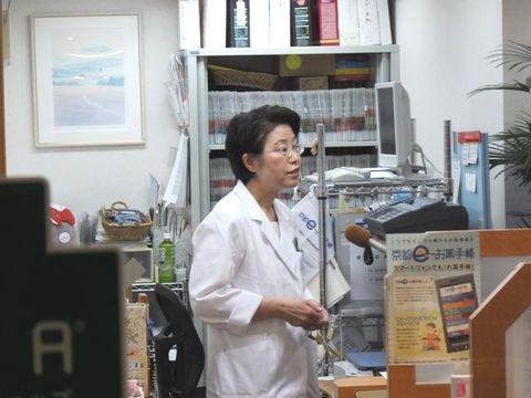 e-お薬手帳 NHK取材2