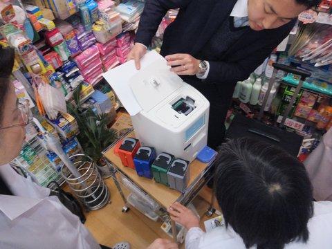 ケアボット株式会社 服薬支援ロボ