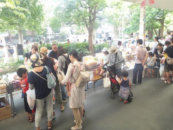 三条会商店街 秋の子供祭り