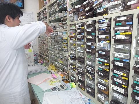 薬学実習生 薬局実習